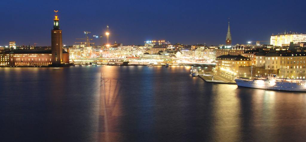Elektriker i Stockholm